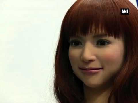 'Pepper' Humanoid Robot that reads your emotions