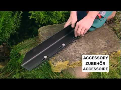 Corta-setos eléctrico AHS Bosch
