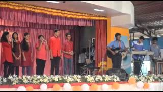 VAZHIYORAM BAND @Devamatha Cmi Public School