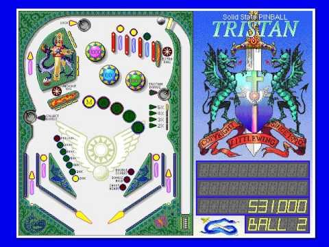 Littlewing - Tristan Pinball - 1991