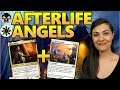 ORZHOV AFTERLIFE ANGELS - MTG Arena Deck Guides - Ravnica Allegiance