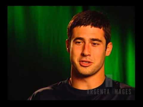 Joey Harrington interview on George Michael Sports Machine