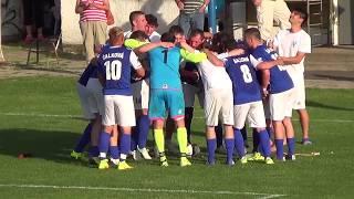 Zostrih zápasu FK Šalková - Jupie Badín Podlavice, 11.6.2017, 17:00