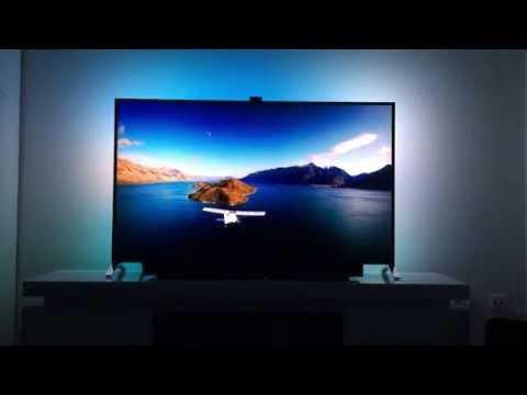 Ambilight Lightberry HD Demo - Raspberry Pi + OpenELEC + Hyperion