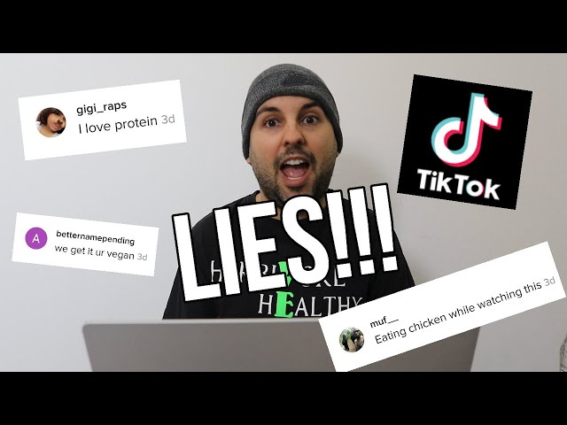 Responding to Hate Comments on Tik Tok ( Part 1)