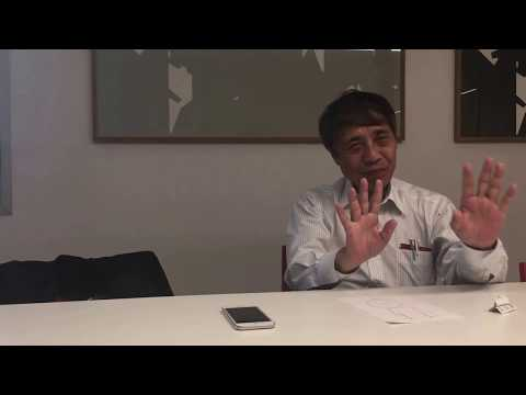 Tadao Ando speaks about his relation to Art and Boxing