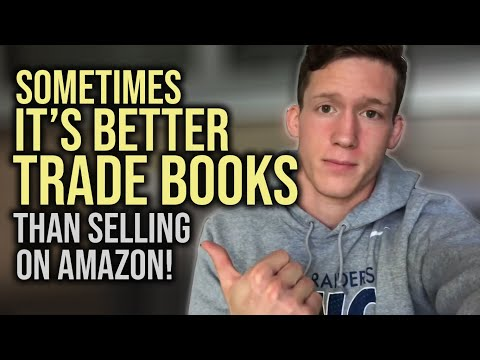 Sometimes It's Better To Sell Your Books To Buy Back Companies Rather Than On Amazon!