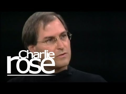 Steve Jobs 10/30/1996 | Charlie Rose