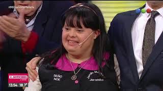 El ejemplo de Noelia: tiene síndrome de down y es maestra jardinera