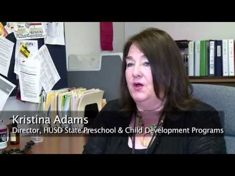 Hayward Unified School District (HUSD): Pre-school Co-teaching and Inclusion Classroom