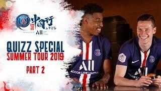 QUIZZ SPECIAL : SUMMER TOUR 2019 - PART 2 (FRA 🇫🇷)