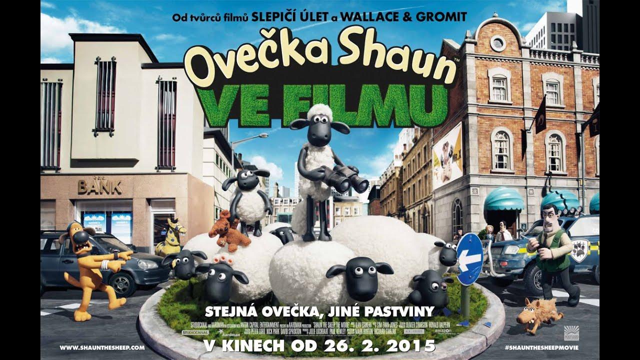 Ovečka Shaun ve filmu - oficiální trailer, česká verze