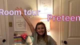 Preteen Room Tour 2018!!!!!