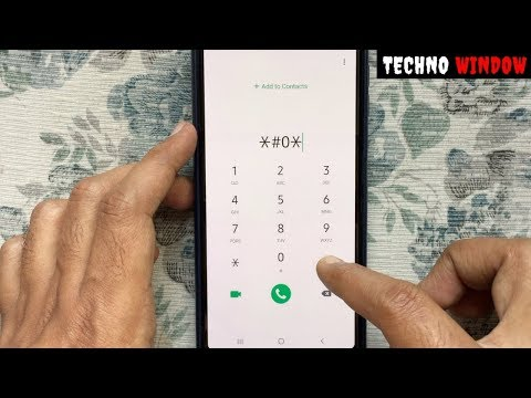 Secret Code To Test Samsung Touch Screen