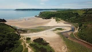 Three Cliffs Bay - Gower Swansea