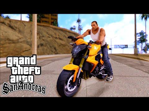 Nuevo Pack De Motos HD para GTA San Andreas 2016