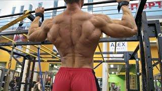Сорок подтягиваний! Только мышцы и никакого жира