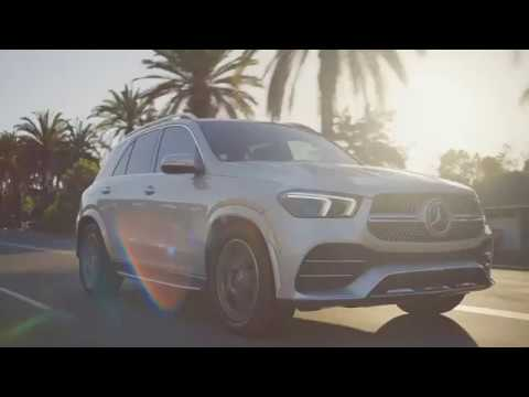 The New 2020 GLE at Mercedes-Benz of El Paso - Range of advanced tech