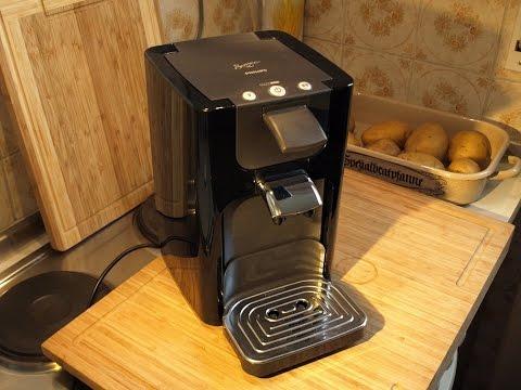 nobbi testet senseo quadrante kaffeemaschine youtube. Black Bedroom Furniture Sets. Home Design Ideas