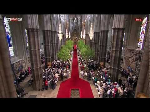 The Royal Wedding - Jerusalem - Sky News HD 1080 - 29.04.2011