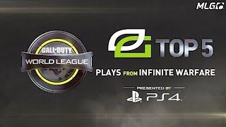OpTic Gaming Top 5 Call of Duty: Infinite Warfare Plays