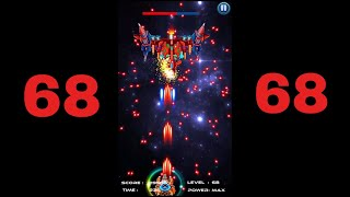 Tutorial Galaxy Attack Alien Shooter Level 68 / no hack (Boss 17 Blaberidae)