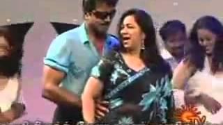Radhika hot dance navel show