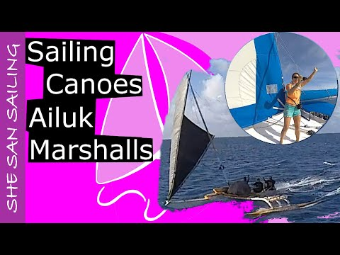 Ailuk Sailing Canoes