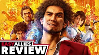 Yakuza: Like a Dragon - Easy Allies Review (Video Game Video Review)