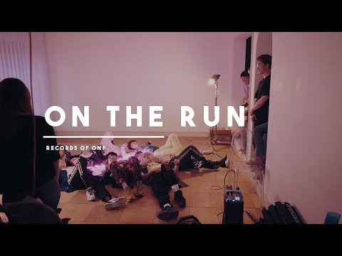[ON THE RUN] EP.17 OH THE FIRST SHOOTING