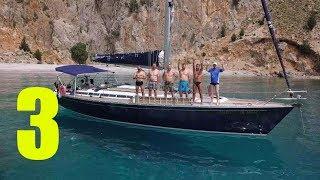 Морское приключение. На яхте Фетхие - Мира Ликийская Часть 3