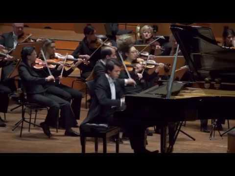 Haiou Zhang plays Liszt Piano Concerto No. 1