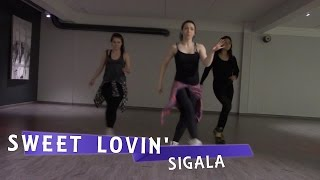 FitnessJam | Street | Sigala - Sweet Lovin'