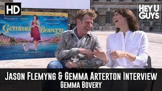 Gemma Arterton and Jason Flemyng Exclusive Interview - Gemma Bovery
