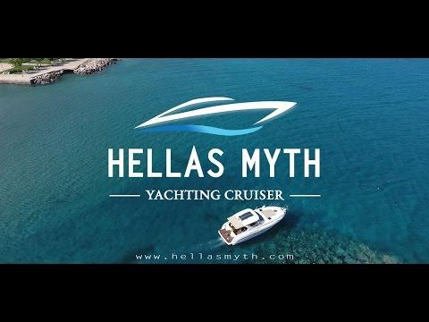 Hellas Myth ( Yatching Cruiser ) commercial 2017