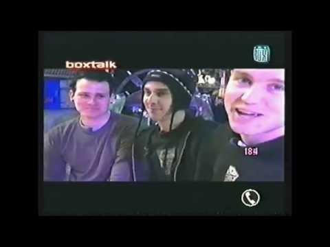 Blink-182 Boxtalk Interview (2000)