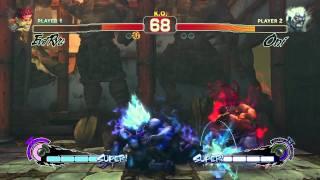 Street Fighter IV Arcade Edition gameplay trailer