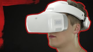 DJI Goggles Review | Die ultimative FPV Videobrille im Test | Deutsch | German