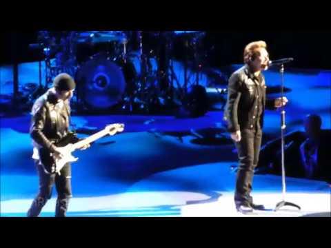 U2 - Bad + Pride (In The Name Of Love) 5/17/17 (IN 4K)