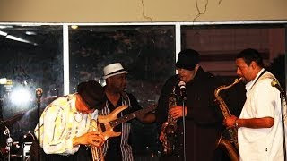 "NORMAN CONNORS AND THE STARSHIP ORCHESTRA FEATURING ""TOM BROWNE"" & ""THEO VALENTIN"" 6/8/2012"