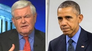 Gingrich on Obama's 'relentless failure' in race relations
