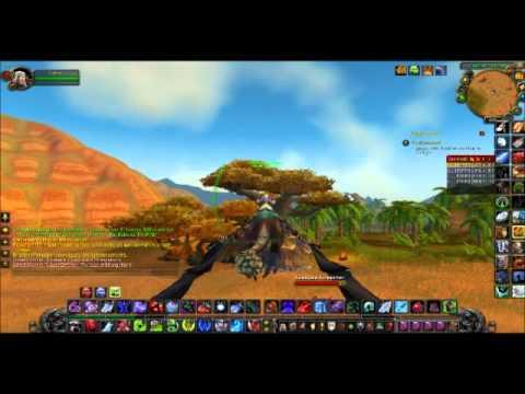 World Of Warcraft mottled drake