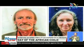 NTV champions for children rights, International African child day