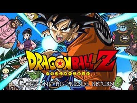 Download Dragon Ball Yo Goku and his friends return (English dubbed)