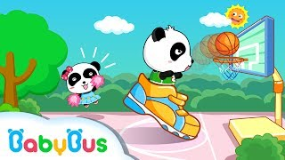 My Shoes | Game Preview | Educational Games for kids | BabyBus