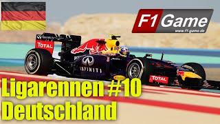 F1 2014 - f1-game.de Ligarennen - Deutschland #10 - PC-Liga Split 1