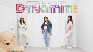 Download lagu BTS (방탄소년단) 'Dynamite' Full Dance Cover _ Lisa Rhee