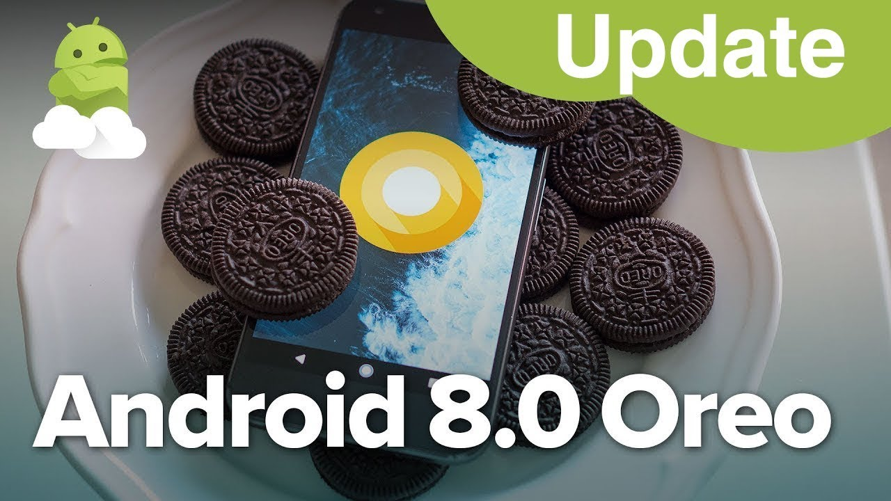 How To Update Any Phone To Android 8 - Android Oreo 2018 - YouTube