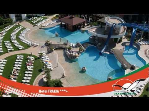 Hotel TRAKIA - SUNNY BEACH - BULGARIA