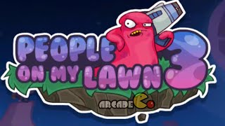 People on my Lawn 3 Complete Walkthrough 3 Stars